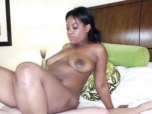 Hot And Curvy Black Girl Fucking Big White Cock