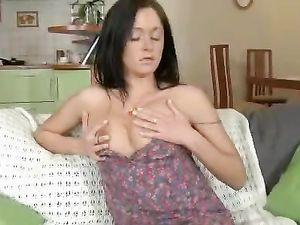 His Slut In Stockings Needs Cock Buried Inside Her