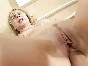 Rough Use Of A Teenage Girl Turns Her On