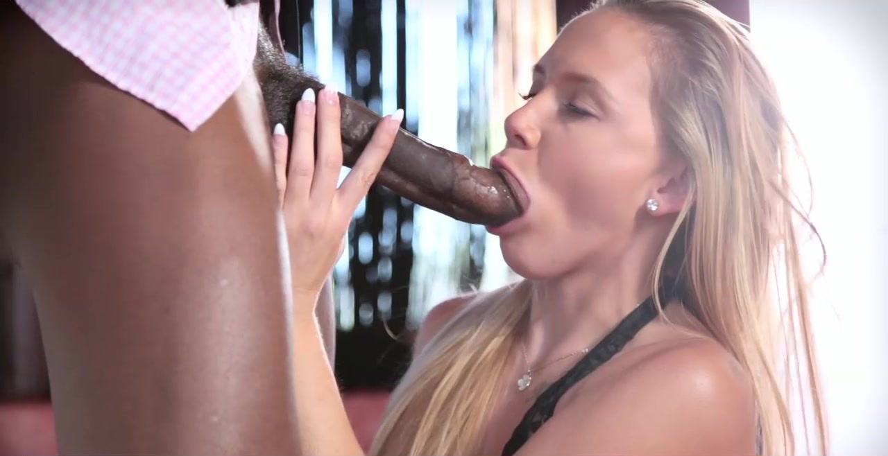 Big Black Dick Ebony Threesome