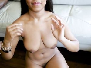 Mouth Watering Curves On Your Slutty Ebony Stepsister
