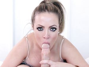 Curvy Ass Stepmom Seduces Him Into Her Pussy