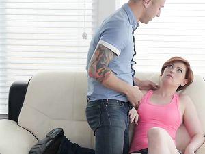 Stripper Stepsister Becomes His Personal Slut